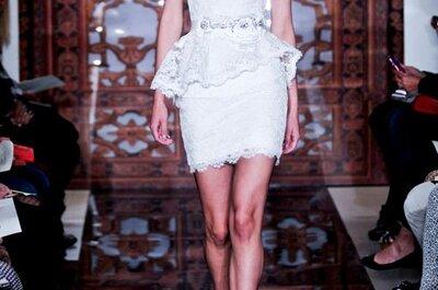 Civilmente divertida: Tips de estilo para lucir a la moda en tu boda civil