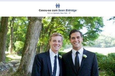 Inaguran nuevo estado civil en Facebook con la boda de su cofundador