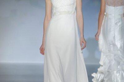 Escotes de novia 2014