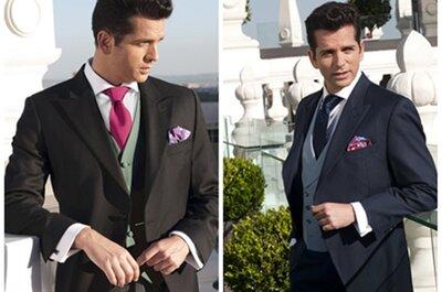 Venta y alquiler de chaques: elige un chaqué para tu boda