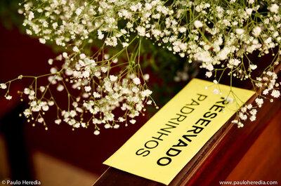 O charme das flores