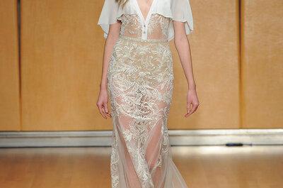 Inbal Dror Wedding Dresses for 2017: Sensual Designs for the Modern Bride