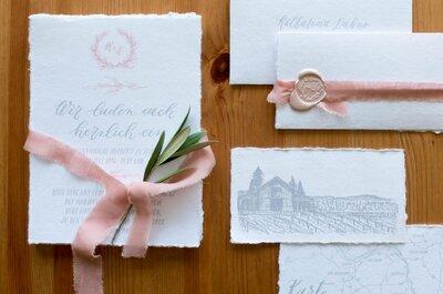 9 Personen, die Sie nicht zu Ihrer Hochzeit einladen müssen!