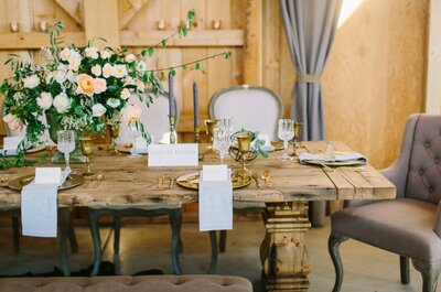 Como organizar um casamento perfeito em 6 meses: conselhos das melhores assessoras