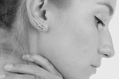 Cómo elegir las joyas para tu boda: complementa tu look con elegancia