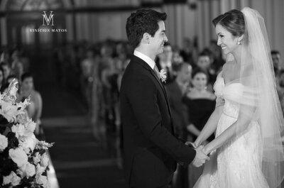 Laura e Augusto: casamento sofisticado e emocionante em Belo Horizonte