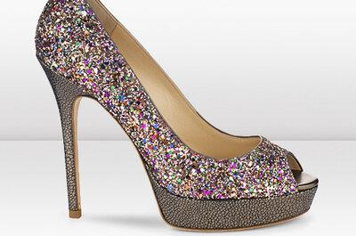 Sapatos de noiva: 8 modelos Jimmy Choo para verdadeiras Cinderelas