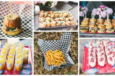 Een Foodtruck op je bruiloft? Een origineel, economisch en gastronomisch idee!