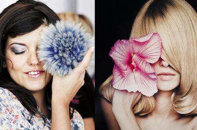 Schminktipps für Hochzeitsgäste: glamouröses Augen-Make-up