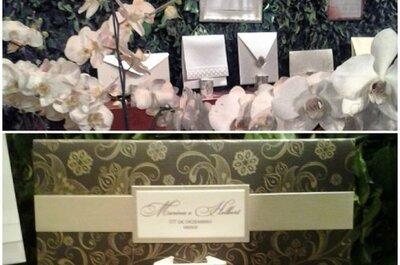 Novidades do primeiro dia do evento para noivas: