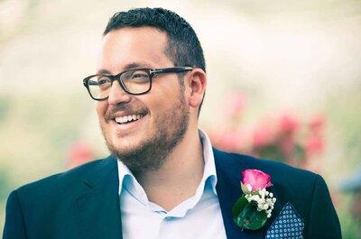 Il primo wedding shooting di Zankyou Italia con i migliori professionisti del settore nozze