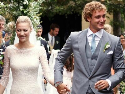 The Religious Ceremony of Pierre Casiraghi and Beatrice Borromeo