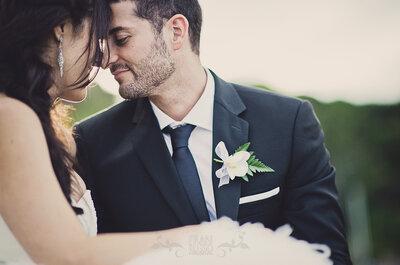 Anstecksträuße für den Bräutigam