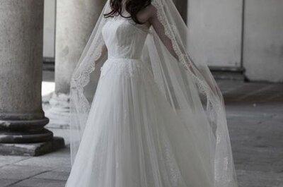 Alberta Ferretti i kolekcja sukien ślubnych 2014