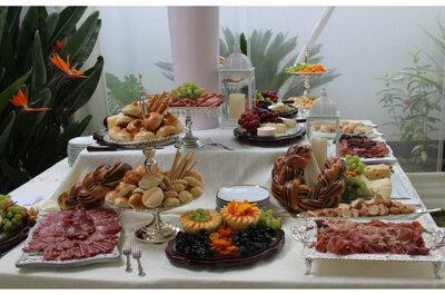 Tipos de menús que puedes elegir según la personalidad de tu matrimonio