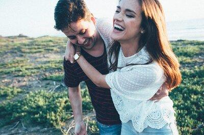 20 coisas que pode fazer para que a sua cara-metade seja também o seu melhor amigo.