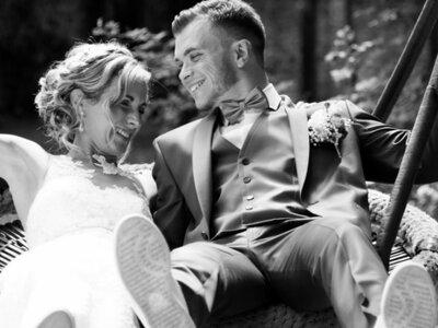 Julie + Bertrand : un mariage tout en douceur aux tons pastel
