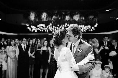 Casamento Gabriela e Fernando: requinte e sofisticação na Sociedade Hípica de Campinas