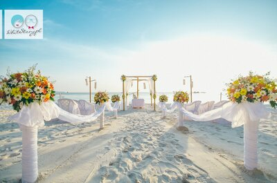 Wesele na Filipinach - wymarzona sceneria na Twoje wesele!