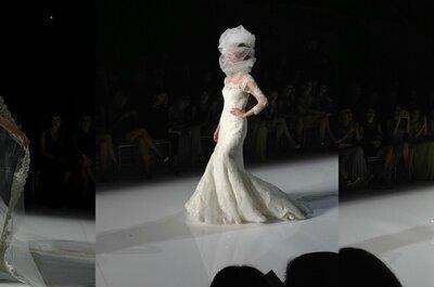 Pronovias 2014, la nueva colección de vestidos de novia