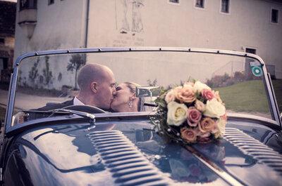 Trendlocation: Heiraten auf dem Land