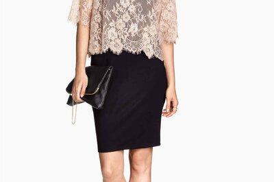 Vestidos de invitada 2015: Low cost con estilo