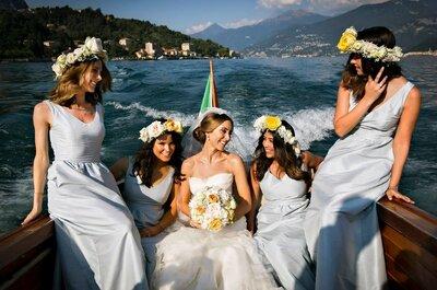 Le 8 migliori location di matrimoni in Brianza
