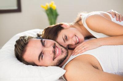 Getrennte Schlafzimmer beleben das Sexleben… Oder doch lieber gemeinsam schlafen?