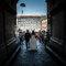 Novella, dettagli dell'abito asimmetrico  - Gianni Scognamiglio Fotografo