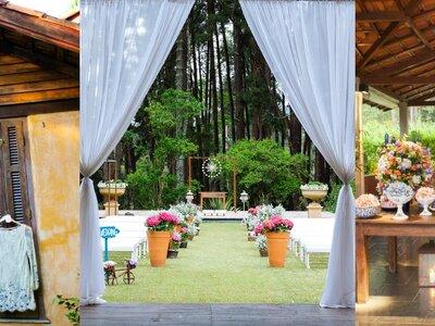 11 chácaras e sítios perfeitos para seu casamento ao ar livre em São Paulo