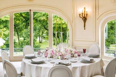 15 Salles de réception près de Paris pour un mariage fabuleux!