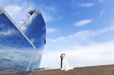 Hotel W Barcelona: una boda de lujo con impresionantes vistas al mar