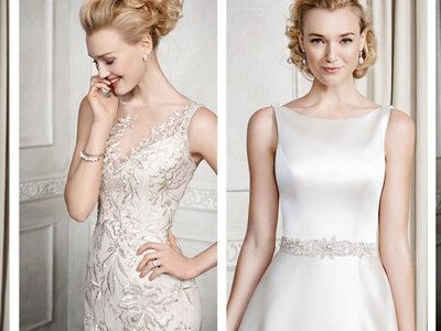 Kenneth Winston Spring 2017: Luxurious bridal designs for today's modern bride!
