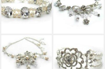 Top tips on 2012 wedding jewellery trends