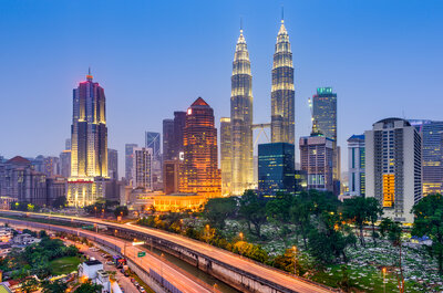 Top honeymoon destination: Malaysia - the land of hidden gems