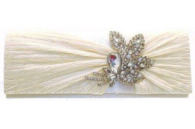 Vintage huwelijk? De perfecte bruidstasjes en clutch bags