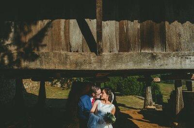 Juntos para siempre: la boda de Ana y Pelayo