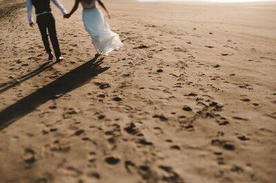 ¿Matrimonio de día? Aquí todo lo que debes tener en consideración para que sea perfecto