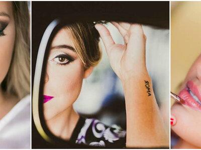 12 dos melhores profissionais de cabelo e maquiagem para casamento do Rio de Janeiro!