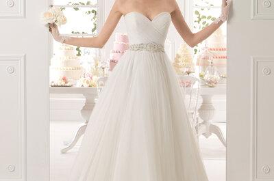 Suknie ślubne dla niskich kobiet!