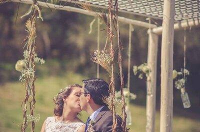 10 aspectos que debes tener cuenta a la hora de decorar tu boda con flores