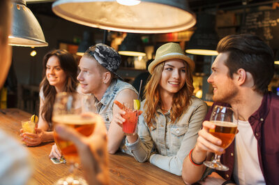 I 5 bar più originali al mondo per un appuntamento speciale