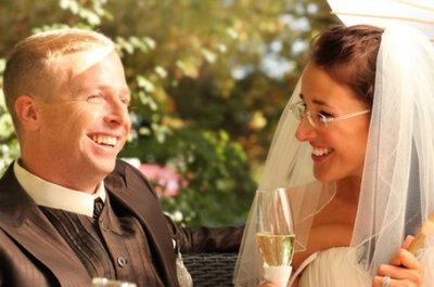 Eine wahre Liebesgeschichte: Catharina und Nathaniel erzählen von ihrer Hochzeit