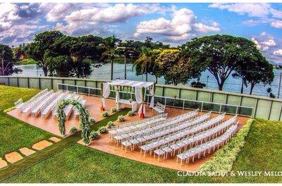9 locais para casamento ao ar livre em BH: LINDOS de viver!