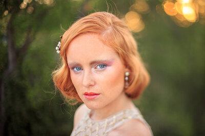 Cómo elegir el maquillaje de novia ideal para brillar en tu matrimonio