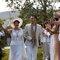 Trajes para noivos em tons claros. Foto: Jose Cortes Cortejarena