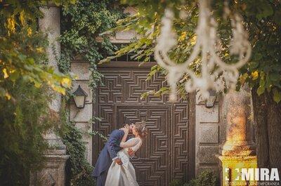 Una celebración muy personal: la boda de Paz y Pablo
