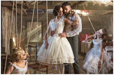 Released by Love: uno shooting prematrimoniale sulla Forza dell'Amore