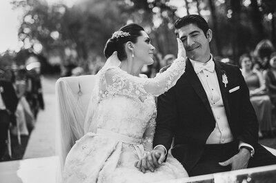 12 cosas que las novias definitivamente NO quieren en su boda
