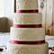Bolo de casamento Foto via Cakecentral official website